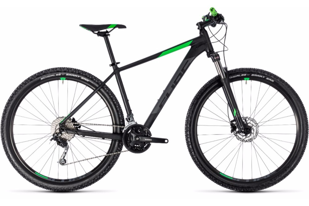 Cube Aim SL 29er Black 2018 Bike