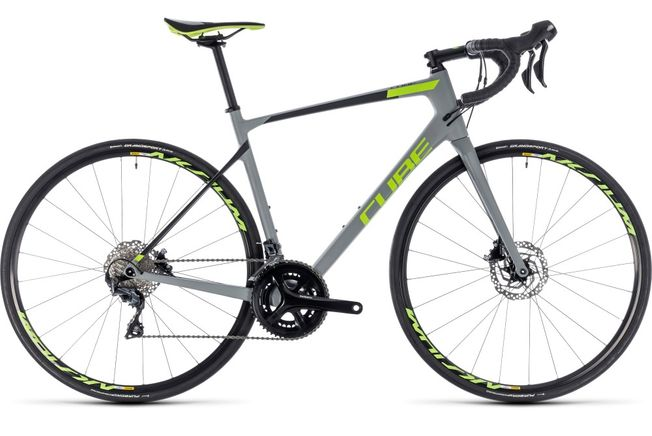 Cube Attain GTC Race Disc 2018 Bike