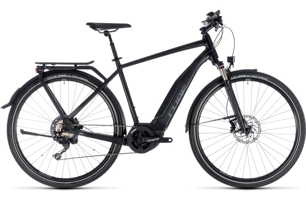 Cube Touring Hybrid EXC Mens