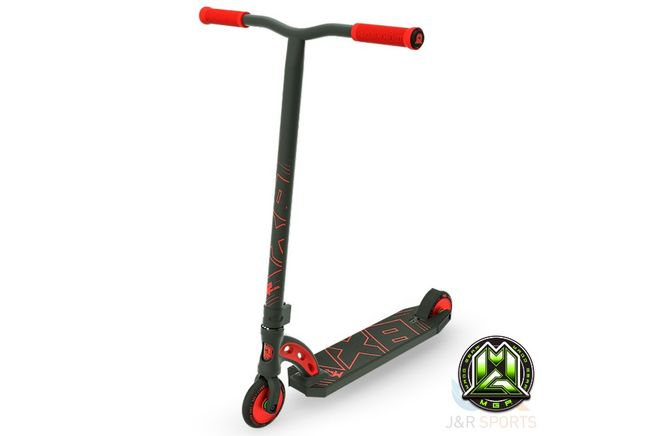 MGP VX8 PRO Scooter Black/Red