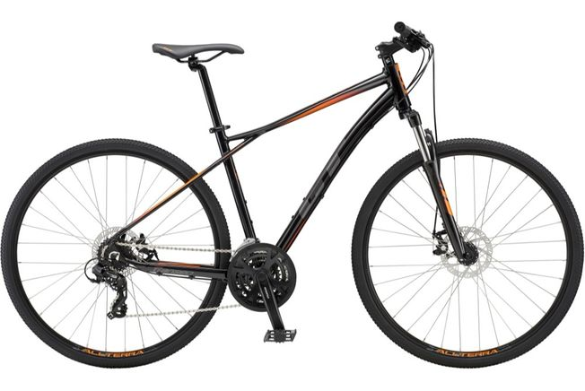 GT Transeo Comp 2018 Bike