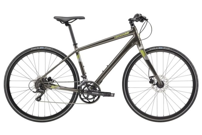 Cannondale Quick Disc 3 2018 Bike