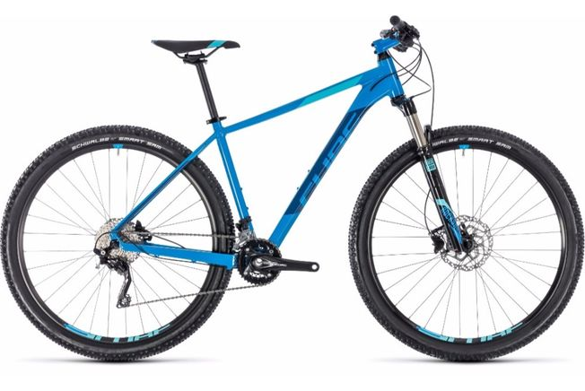 Cube Attention SL 29er Aqua 2018 Bike