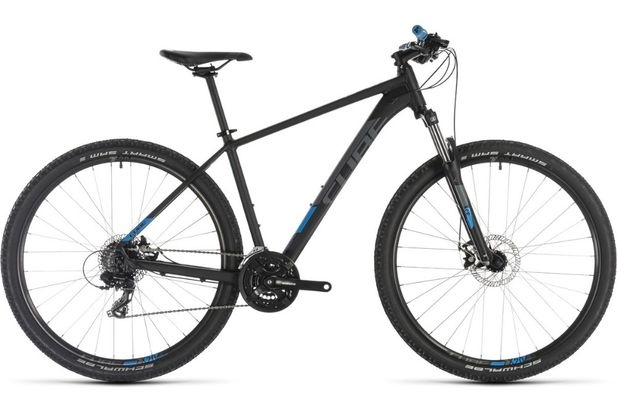 Cube Aim 29er Black 2019 Bike