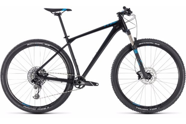 Cube Reaction Race 29er Black 2018 Bike
