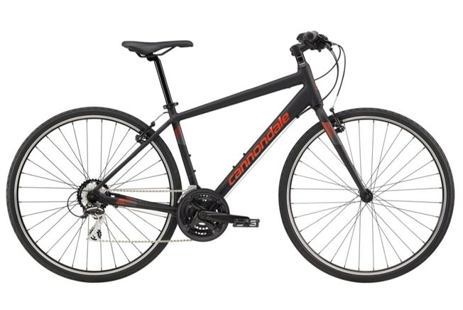 Cannondale Quick 8 2018 Bike