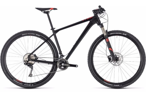 Cube Reaction pro 29er Black 2018 Bike