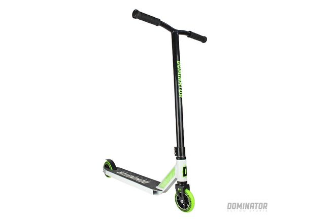 Dominator Ranger Scooter - Black / White