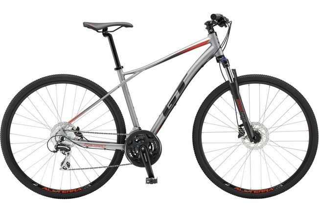 GT Transeo Elite 2018 Bike