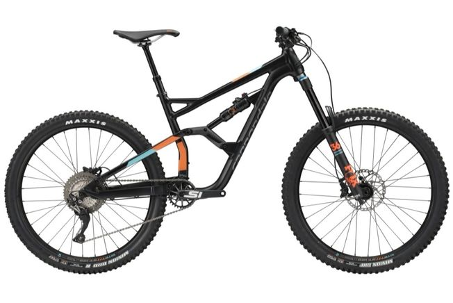 Cannondale Jekyl 4 2018 Bike