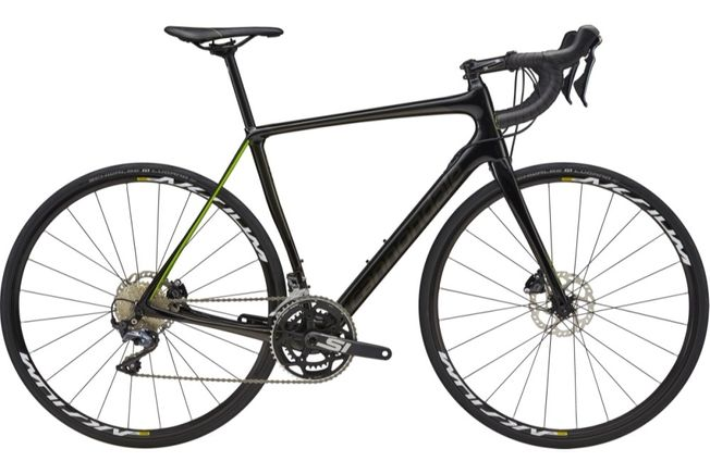 Cannondale Synapse Carbon Ultegra 2018 Bike