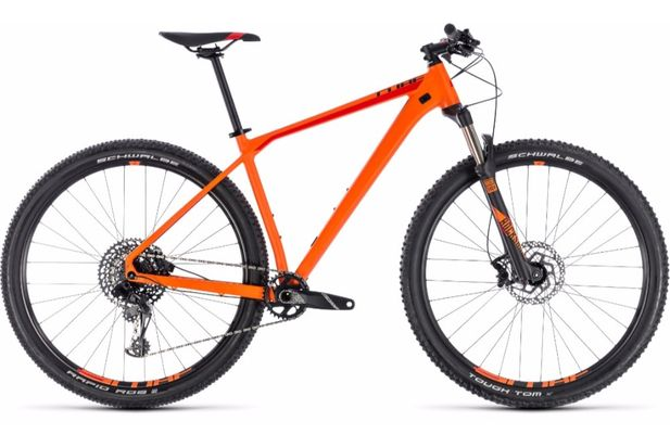 Cube Reaction Race 29er Orange 2018 Bike