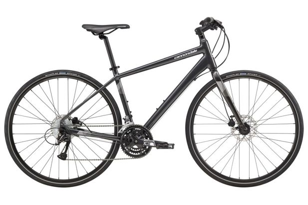 Cannondale Quick 5 Disc 2018 Bike