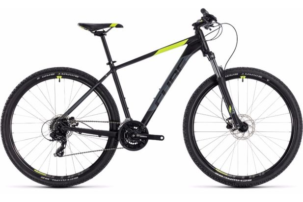 Cube Aim 2018 Bike 27.5 Black