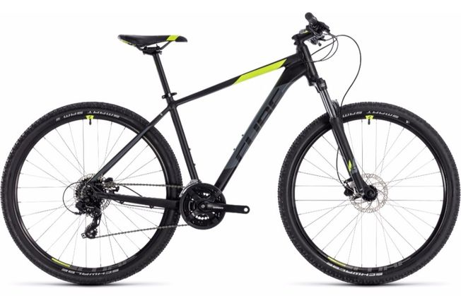 Cube Aim Pro 29er Black 2018 Bike