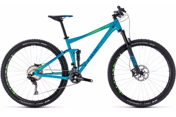 Cube Stereo 120 Race 27.5