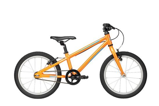 Python Elite Orange 18 Lightweight Bike