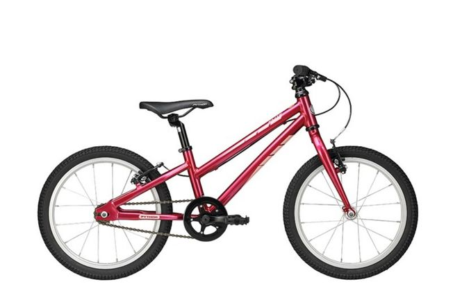 Python Elite 18 Hot Pink Lightweight Bike