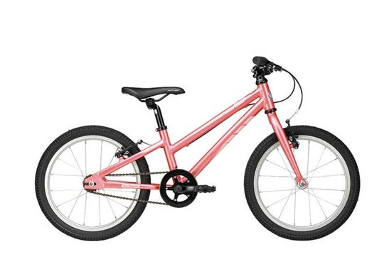 Python Elite 18 Light Pink Lightweight Bike