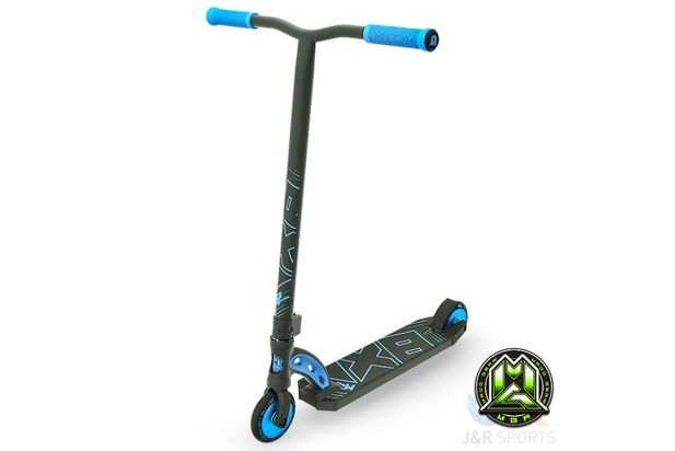 MGP VX8 PRO Scooter Black/Blue