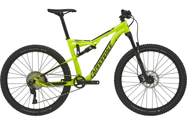 Cannondale Habit 5 2018 Bike