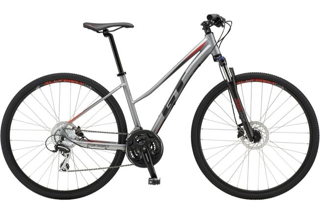 GT Transeo Elite Female 2018 Bike