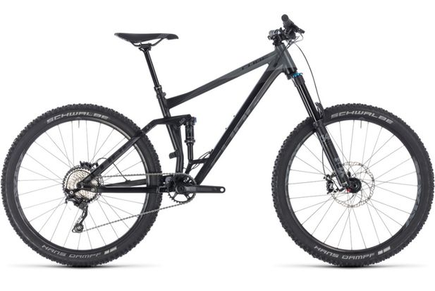 Cube Stereo 160 Race 2018 Bike
